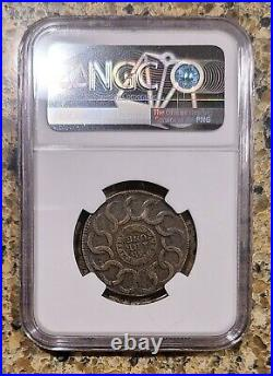1787 Fugio Cent NGC XF 45 BN 4 Cinq. PR STATES UNITED beautiful coin