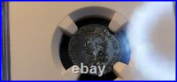 1792 Half Disme H10c NGC XF Details Tooled Beautiful & Important Coin
