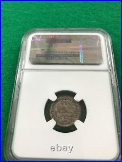1822 JM MEXICO 1/2 R MS62 Beautiful Coin Rare