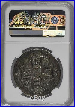 1847 Beautiful Proof Gothic Crown graded NGC PF58 UNDECIMO edge gorgeous coin