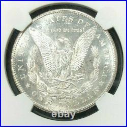 1878-s Morgan Silver Dollar Ngc Ms 64 Beautiful Coin Ref#47-007