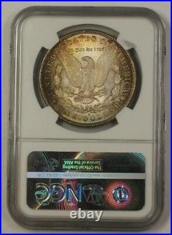 1879-S Morgan Silver Dollar $1 NGC MS-66 Gem Beautifully Toned Coin