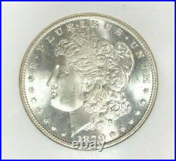 1879-s Morgan Dollar Silver Dollar Ngc Ms 67 Beautiful Coin Ref#93-024