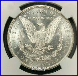 1881-s Morgan Silver Dollar Ngc Ms 66 Wow Beautiful Coin Ref#62-004
