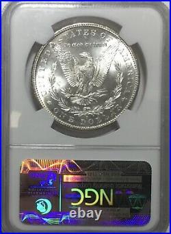 1882 S Morgan Dollar NGC MS66 GEM Beautiful Coin Incredible Luster
