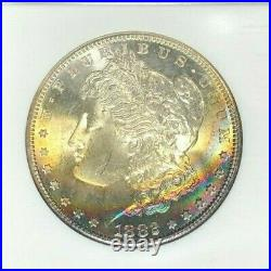 1882-s Morgan Silver Dollar Ngc Ms 65 Wow Beautiful Coin Ref#23-004