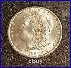 1884 Carson City Morgan Dollar Beautiful Uncirculated Coin ++++