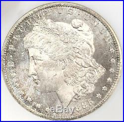 1885 CC Morgan Silver Dollar Ngc Ms64 Dpl Carson City Beautiful Dmpl Coin