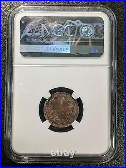 1885 MS66 BN Austria Kreuzer NGC UNC KM 2187 Beautiful Coin