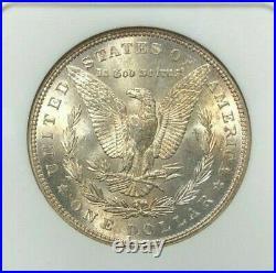 1885 Morgan Silver Dollar Ngc Ms 66 Beautiful Coin Ref#64-032