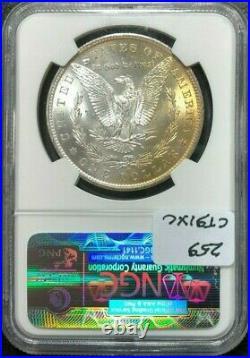 1885-o Morgan Silver Dollar Ngc Ms 66 Beautiful Coin Ref#27-058