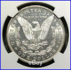 1887 Morgan Silver Dollar Ngc Ms 65pl Wow Beautiful Coin