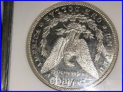 1890 CC $1 NGC MS63 DPL Carson City Morgan. This Us A Beautiful Very Rare Coin