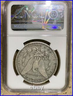 1893-S Morgan Dollar KEY date, beautiful coin, PL