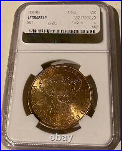 1895 $20 Liberty Gold Double Eagle NGC Certified MS62! Rare and Beautiful Coin