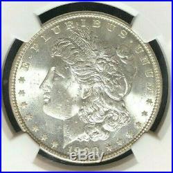 1900-o/cc Morgan Silver Dollar Ngc Ms 64 Vam 11 Beautiful Coin Ref#72-012