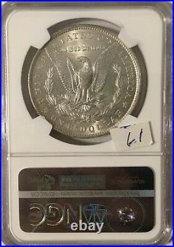 1901 Morgan Dollar NGC AU58 Beautiful Coin Scarce Date