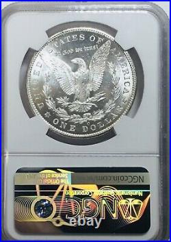 1903 O Morgan Dollar NGC MS 64 Beautiful Coin with incredible Luster Scarce