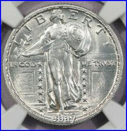 1918-D 1918 Standing Liberty Quarter NGC AU58FH Beautiful coin looks new