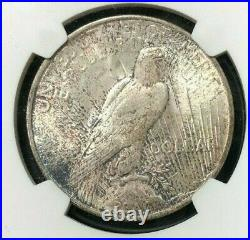 1923 Peace Silver Dollar Ngc Ms 65 Beautiful Coin Ref#94-010