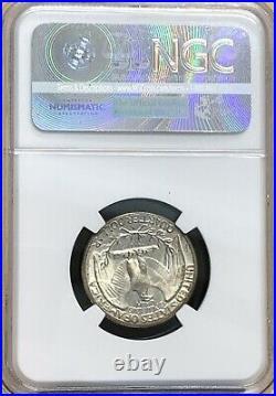 1935 D Washington Silver Quarter Ngc Ms66 Beautiful High Grade Coin