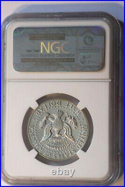 1964 Kennedy half dollar certified NGC PF 66 Ultra Cameo Rare coin beautiful