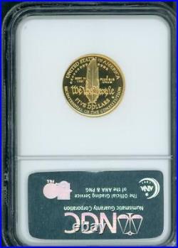 1987-w $5 Gold Commemorative Constitution Ngc Pr70 Pr-70 Proof Pf70 Beautiful