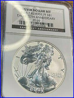2006-P Reverse Proof Silver Eagle NGC PF69 Beauty Best Price on Ebay CHN