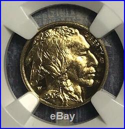 2008 W Buffalo Gold $5 Proof Ngc Pf 70 Ultra Cameo Beautiful Collector Coin