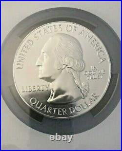 2010 NGC America the Beautiful 5 oz Coin Set MS 69 Early Releases