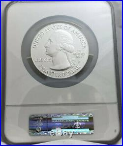2010 P Mount Hood 5 Oz Silver American The Beautiful NGC SP 69 Early Releases