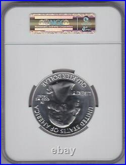 2011 5 Oz Silver Glacier National Park Ngc Ms 69 Pl America The Beautiful Coin
