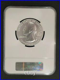 2011 P GLACIER NATIONAL 5oz Silver America The Beautiful NGC SP69 EARLY RELEASES