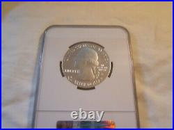 2012 P Chaco Culture America the Beautiful 5 oz silver coin NGC SP70