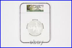 2014-P Everglades 5oz Silver America The Beautiful NGC SP70 Early Releases ATB