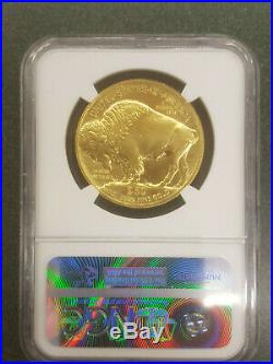 2015 Buffalo Gold $50 MS 70! Beautiful coins