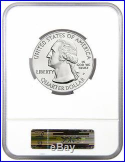2018-P Block Island 5 oz Silver ATB Beautiful Specimen Coin NGC SP70 FR SKU51774