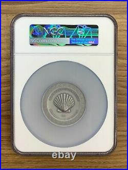 2021 Cameroon BIRTH OF VENUS Celestial Beauty 2 Oz Silver Coin NGC MS69 FR