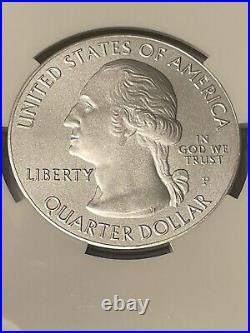 America the Beautiful 5 Oz. Silver Uncirculated Coin CUMBERLAND GAP SP 69