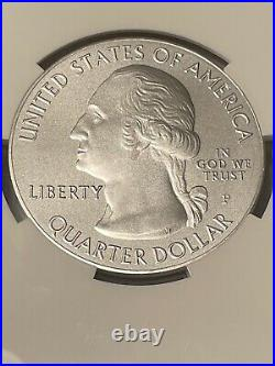 America the Beautiful 5 Oz. Silver Uncirculated Coin FORT MOULTRIE SP 69 FR