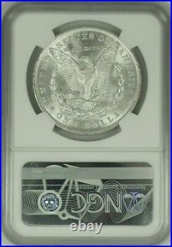 MS66 1885-O CAC Morgan Silver Dollar Frosty Bright & Beautiful