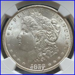 Morgan Silver Dollar 1878 CC NGC MS-65 beautiful coin fresh from ngc