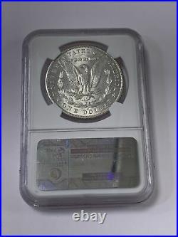 NGC Graded MS62 1903 O Morgan Silver Dollar Beautiful White Luster